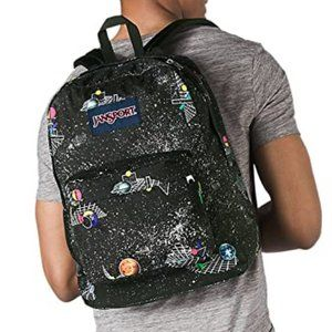 JanSport Superbreak Backpack - Space Metrics
